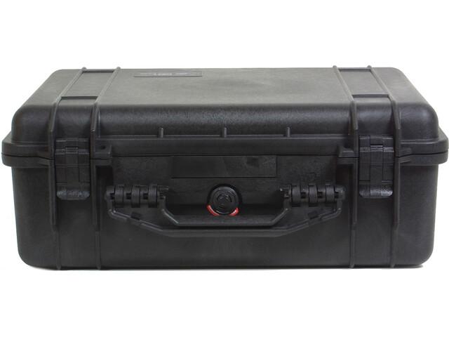 Peli Boîte avec inserts en mousse 1520, black